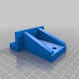 2020_BRACKET_v4.png Télécharger fichier STL gratuit Porte-bobine à centre ajustable • Design pour imprimante 3D, jonbourg