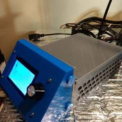 IMG_20190505_114101030.jpg Download free GCODE file Adimlab 3D Printer LCD & PCB Control Box • 3D printer model, jonbourg