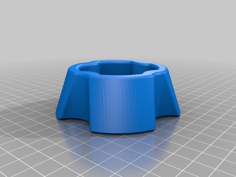 d80a4b65bc8becb9ebbcca99dbe1f6c5.png Télécharger fichier STL gratuit Porte-bobine à centre ajustable • Design pour imprimante 3D, jonbourg