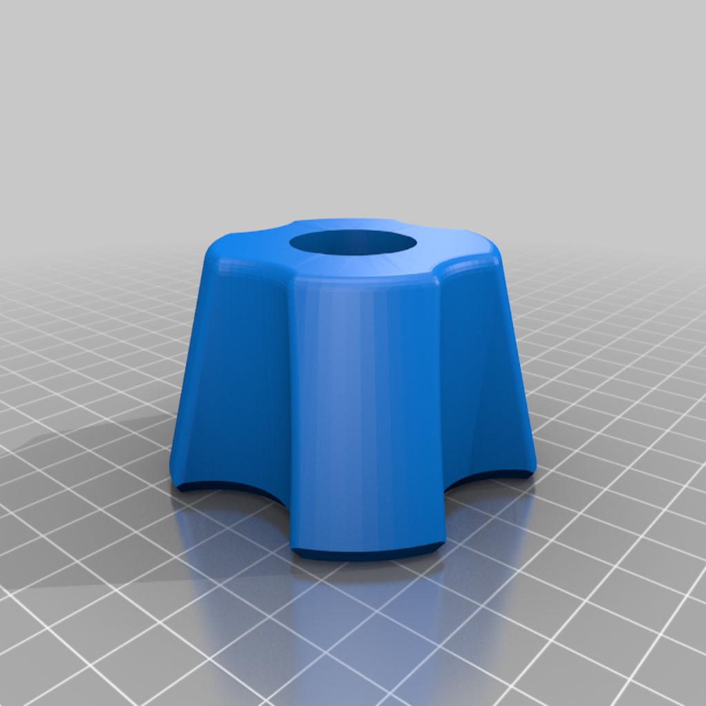 Hubs_v4.png Télécharger fichier STL gratuit Porte-bobine à centre ajustable • Design pour imprimante 3D, jonbourg