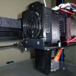 Télécharger fichier STL gratuit ADIMlab - Grille de ventilateur à clipser de 40 mm • Objet imprimable en 3D, jonbourg
