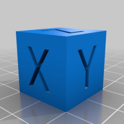7cfe4aee524ea2516012108cf0e90568.png Download free STL file XYZ and O 20mm Cube • 3D print model, jonbourg