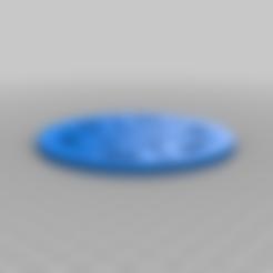 Rush_Rickenbacker_Coaster.stl Download free STL file Rush Rickenbacker Coaster • 3D printable model, jonbourg