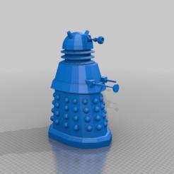 3172744f5329718da6d2d7bef00ddba4.png Télécharger fichier STL gratuit Dalek • Modèle pour imprimante 3D, jonbourg