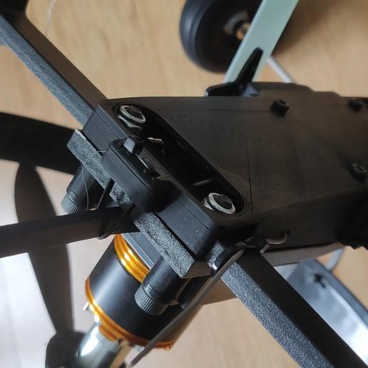 IMG_20190903_143126.jpg Download STL file Paraglider Hobby King • 3D printer object, Aeronmax