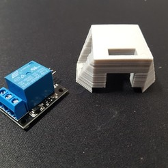 20200129_134758.jpg Download free STL file ARDUINO RELAY CURRENT SAFETY BOX • Object to 3D print, Linventif