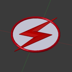 Download free 3D printing models Kid Flash, Flash-f-s