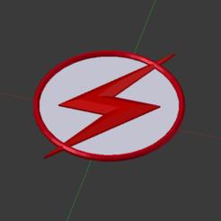 Télécharger fichier 3D gratuit Flash Enfant, Flash-f-s