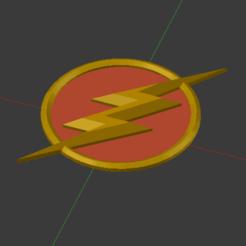 Descargar archivos STL gratis Flash, Flash-f-s