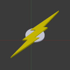 Download free 3D printer model Flash (earth 90), Flash-f-s