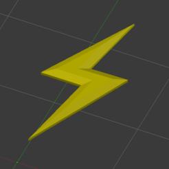 Download free 3D model Jay Garric, Flash-f-s
