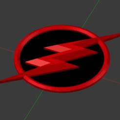 Descargar archivo 3D gratis Flash de reversa, Flash-f-s