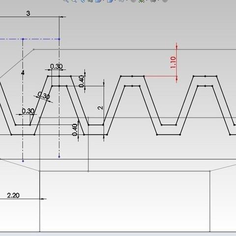 Thread_construct_display_large.jpg Download free STL file Turbine Rotary Tool 60,000 rpm • 3D printing object, Jeypera3D