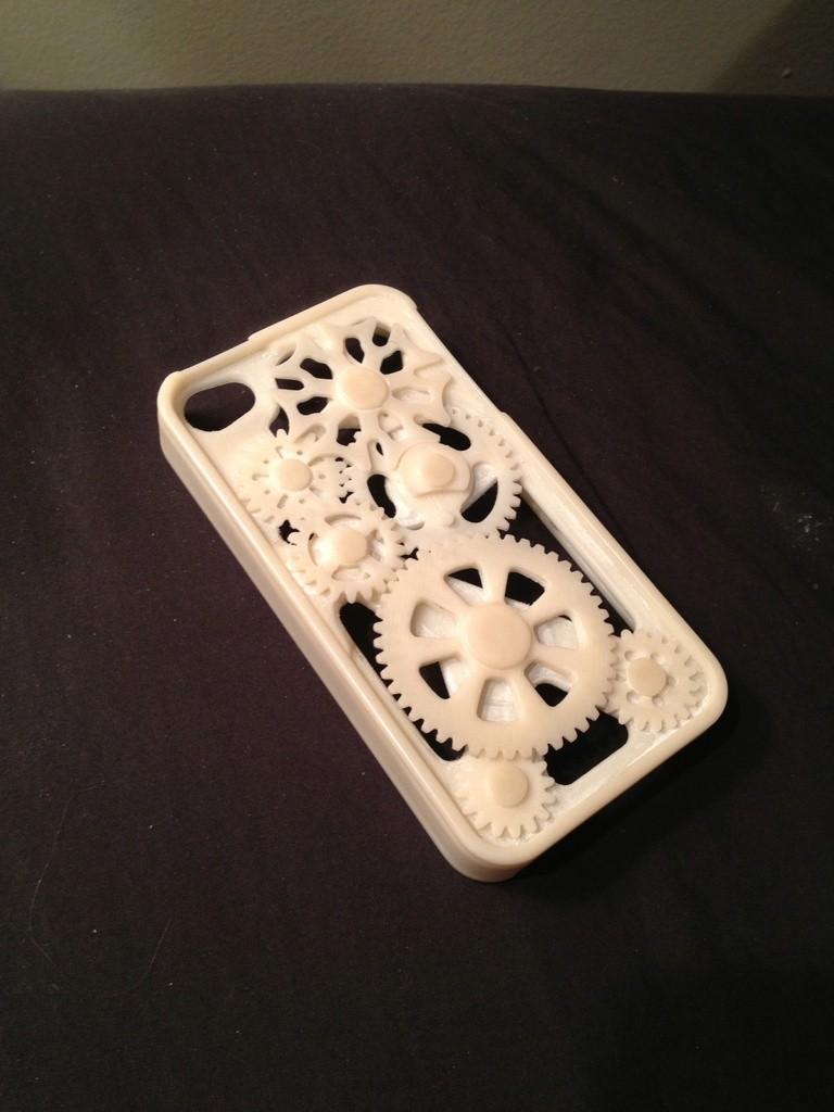 8587569695_892196a58c_o_display_large.jpg Télécharger fichier STL gratuit Amélioré ! iPhone Gear Case avec mécanisme de Genève • Objet pour impression 3D, bobodurand4589