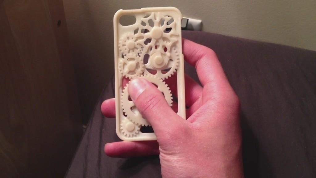 8587604437_0bb6857f24_o_display_large.jpg Télécharger fichier STL gratuit Amélioré ! iPhone Gear Case avec mécanisme de Genève • Objet pour impression 3D, bobodurand4589