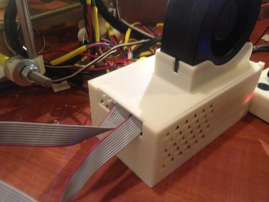 IMG_2208_display_large.jpg Download free STL file Zero Hardware RAMPS 1.4 Box • Design to 3D print, bobodurand4589