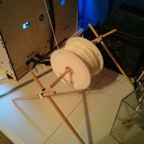 Download free 3D model Yes You Can Print A Spool Holder!, bobodurand4589