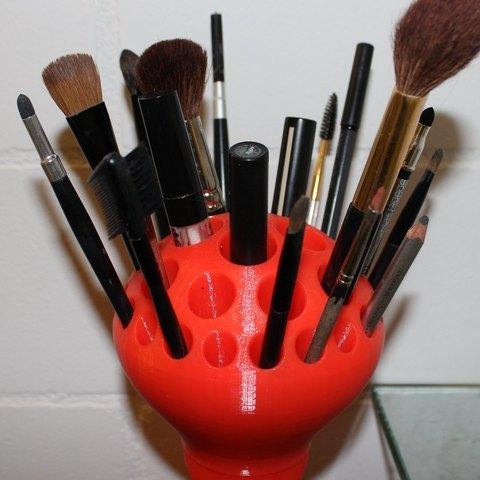 Download free 3D printer templates Cosmetics Arsenal Organizer, Ghashnarb