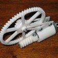 Télécharger fichier imprimante 3D gratuit Réducteur à vis sans fin, Ghashnarb