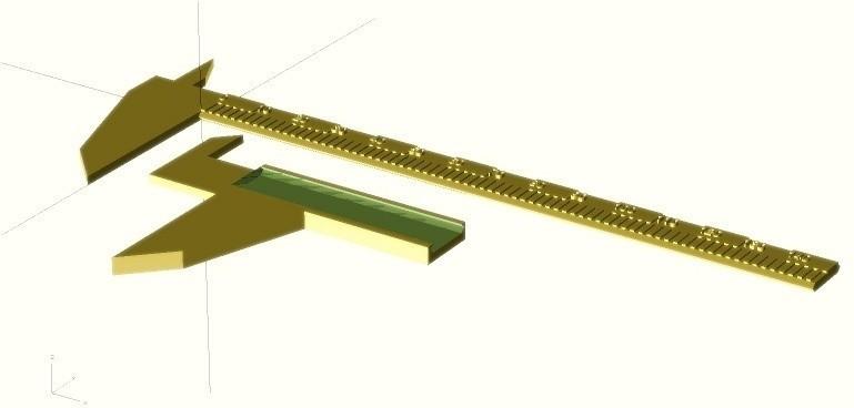 caliper02_display_large.jpg Download free STL file Customizable Calipers • 3D printing object, Yazhmog