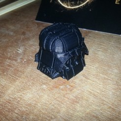 Download free STL files Rubik's Vader, Yazhmog