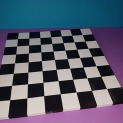 Free 3D print files Chess Board, rvi