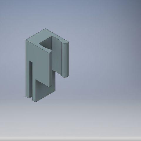 Download free 3D printer designs Pen Holder for Notebook Binder, 90mateuszbiernat