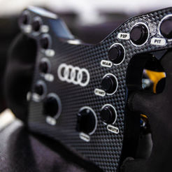 Descargar modelo 3D DIY AUDI DTM 2019 Steering Wheel, SimWheel_Designs