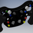 Download STL file DIY FORMULA ONE GT STEERING WHEEL, SimWheel_Designs