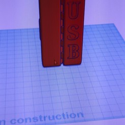 20201101_175151.jpg Download free STL file USB • Template to 3D print, didier-tellier