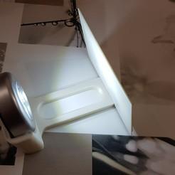 Descargar Modelos 3D para imprimir gratis Portafotos con proyector, emelinechen