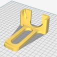 Télécharger plan imprimante 3D gatuit Support photo incurvée avec spot, emelinechen