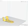 Free 3D printer model Photo holder with spotlight, emelinechen