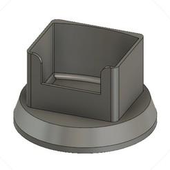 Osmo_base_v1.jpg Télécharger fichier STL gratuit Support de poche Osmo simple • Objet pour imprimante 3D, fedetanga