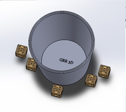 cubilete2.jpg Download STL file Cubilete, Poker with dice, lying poker • 3D print object, conagrr