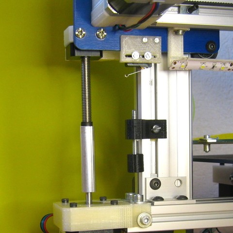Télécharger plan imprimante 3D gatuit Hadron (ORD Bot) Z Réglage fin, Duskwin