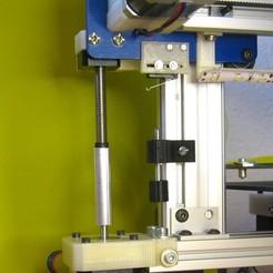 Download free 3D model Hadron (ORD Bot) Z Fine Adjustment, Duskwin