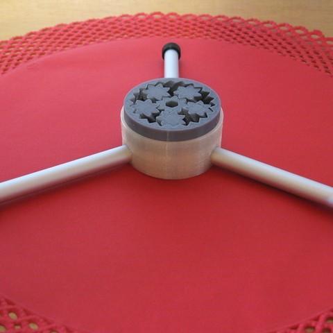 Télécharger objet 3D gratuit Plateau rotatif, Duskwin