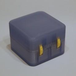 IMG_6251_display_large.jpg Download free STL file Safe Box • 3D printing template, Duskwin