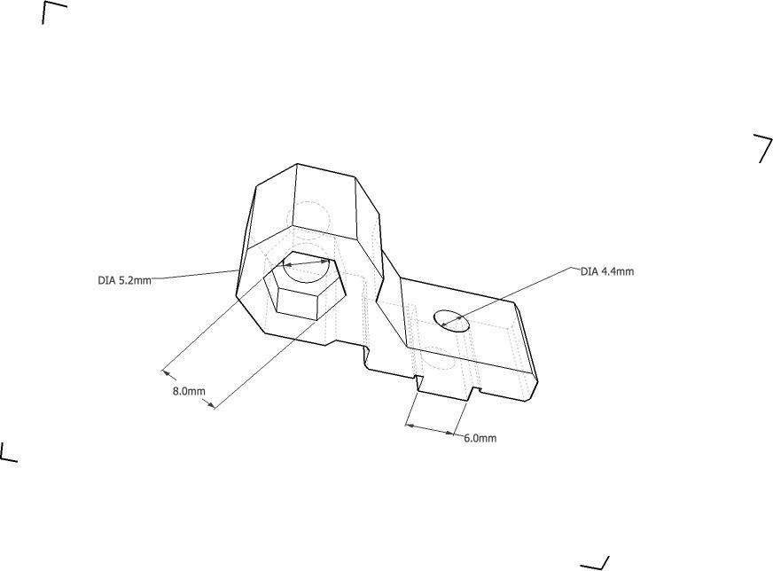 Z-ScrewBracketV2_display_large.jpg Télécharger fichier STL gratuit Hadron (ORD Bot) Z Réglage fin • Objet pour impression 3D, Duskwin
