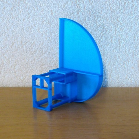 FibonacciOfficeOrg4_display_large.jpg Download free STL file Fibonacci Office Organizer • 3D printer template, Duskwin