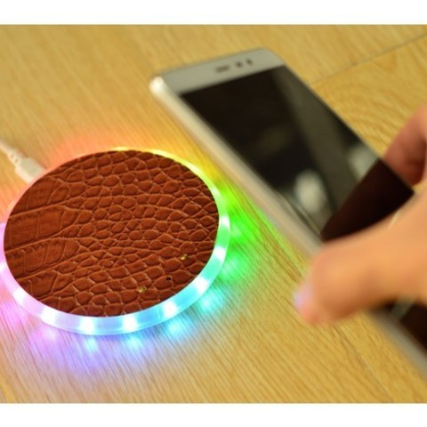 Free STL christmas gift diy ideas , wireless charger with a sound-sensing sparkle, mrchendiy