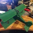 Télécharger modèle 3D gratuit RAF Scout Experimental 5a, Ventwallader