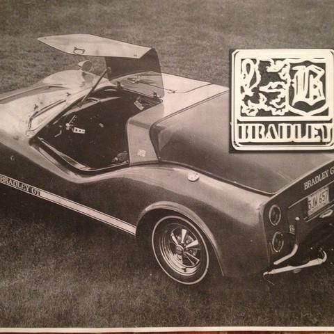 Download free STL Bradley GT logo, Ventwallader