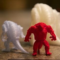 Free 3D print files 123D Creature: Turtlebeast, 123DCreature