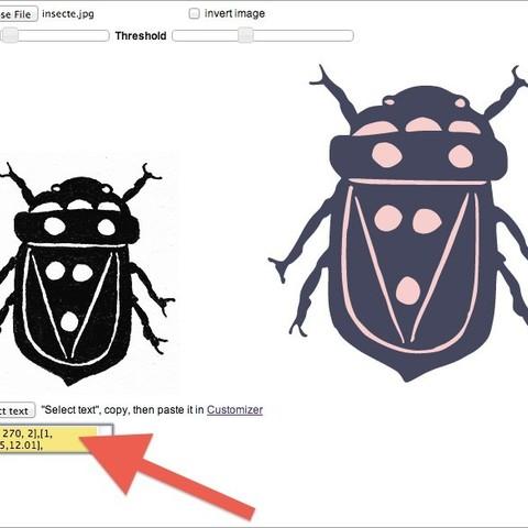 screen_display_large.jpg Download free STL file Stamp-o-Matic • 3D printing template, Azagal