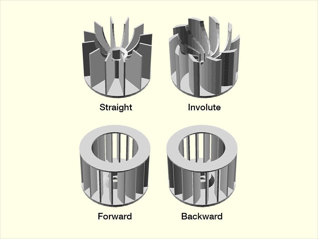 fan_display_large.jpg Download free STL file Involute Blower • 3D print design, Azagal