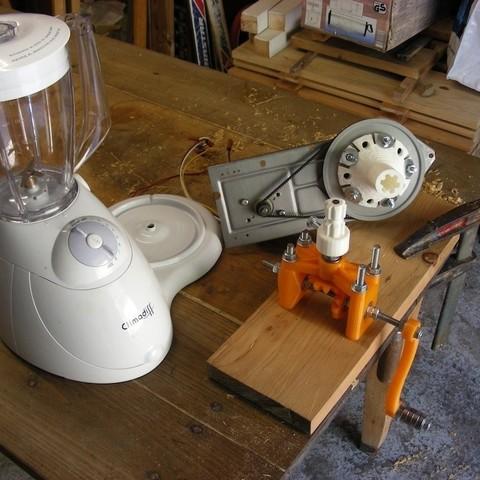 Download free 3D printer designs HuPo Take-Off, Azagal