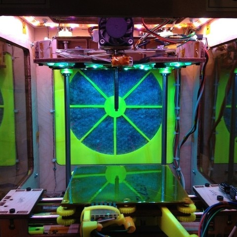 Impresiones 3D gratis Firmware Acelerado Jetty, Lurgrod