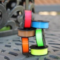 Télécharger plan imprimante 3D gatuit Filament Loadsa, Lurgrod